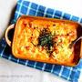 ♡チーズとろ〜り♡豚キムチーズグラタン♡【#モランボン#韓の食菜#レシピ】