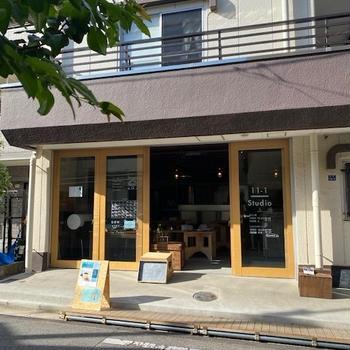 谷端川緑道で見つけたシェア工房&日替わりカフェ、そしてブリュワリー