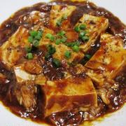 ツナで作る麻婆豆腐<旨味絶妙♪ヘルシー>