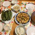 【こってり】鶏肉と竹の子の照り煮はシンプルでウマイ!