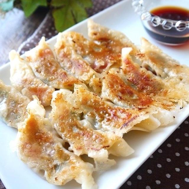 トマト&チーズ入り!ちょっぴり羽根つきパリっと餃子