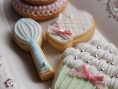 >初めてのアイシングクッキー♪ by mai*さん