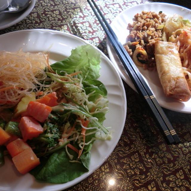 タイ料理 ブルーセラドン