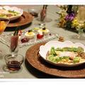 春野菜と卵を使って イースターディナー♪