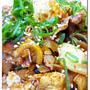 豆腐入-ザーサイ豚キムチ by yayaさん