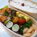 7月4日 鶏のジンジャーエール照り煮弁当 by カオリさん