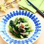 中華の定番 * シャキシャキ青菜の塩炒め by 庭乃桃