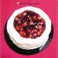 ★イチゴ&ブルーベリーのチーズクリームケーキ★