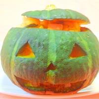 かぼちゃのパスタサラダ