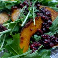 【乾物でイタリアン】かぼちゃと雑穀の技ありサラダ