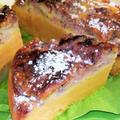 ■スイーツ【炊飯器で作る パンケーキミックスで完熟バナナタップリケーキ】他❤