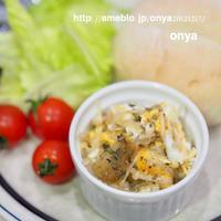 【食べ痩せレシピ】えのき茸と卵のスクランブルエッグ♡