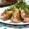 2STEPで*鶏肉の3種ハーブ焼き