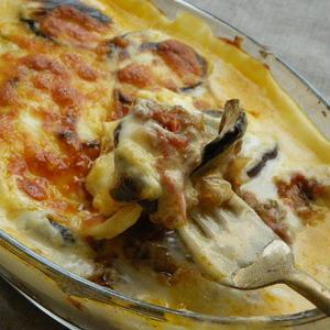 寒い日に食べたい!野菜のグラタン「ムサカ」って知ってる?