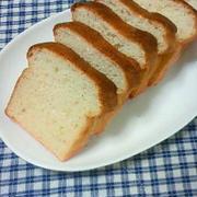 超簡単ミルク食パン
