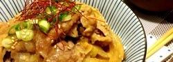 カロリーを気にせず食べたい!「マヨネーズ×お肉」のガッツリ丼