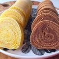 大人気のおやつ‼︎卵焼きフライパンで簡単おやつ♪材料4つ でバウムクーヘン