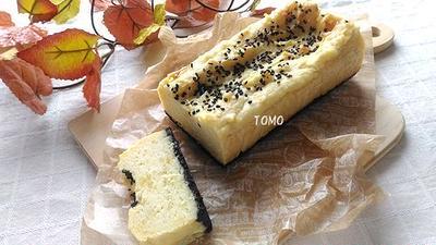 おやつにも♪さつま芋のチーズケーキ