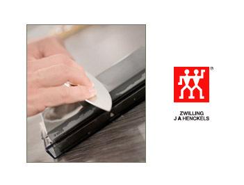 ツヴィリング シャープニングセミナーinレシピブログ