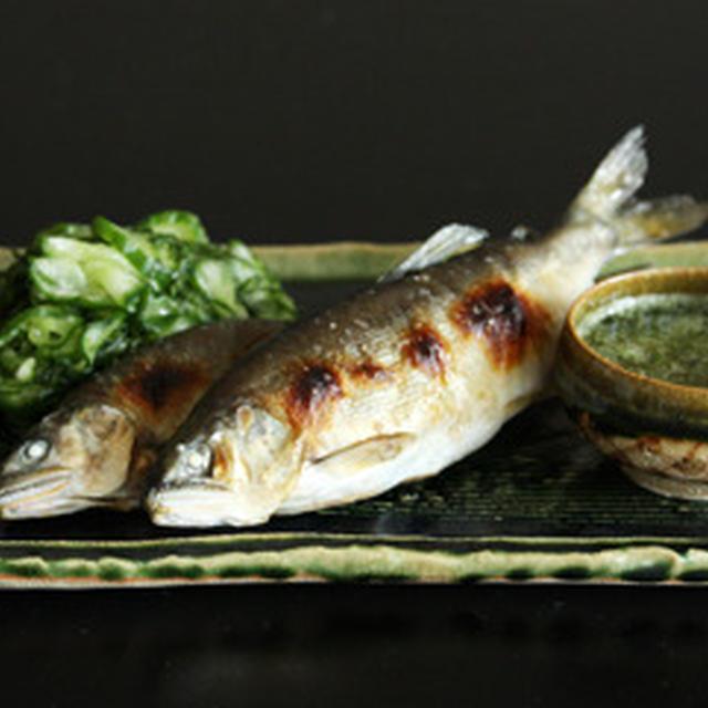 夏のお魚料理・いろいろ♪