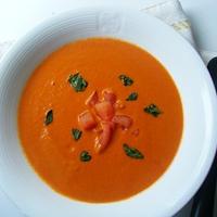 トマトのクリームスープ