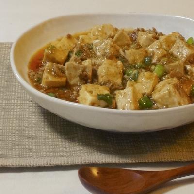 ごはんによく合う ピリ辛 麻婆豆腐