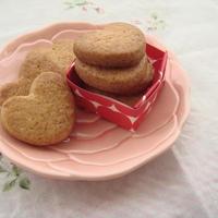 メープルシナモンクッキー。