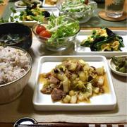 【レシピ】白菜と豚肉の中華炒め✳︎簡単✳︎中華…2人で走りにいったー!