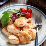 むね肉のうま塩焼き【#作り置き #冷凍保存 #お弁当 #ポリ袋 #揉んで焼くだけ #主菜】