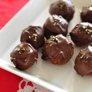 高野豆腐の肉巻き献立と、《大人のためのチョコトリュフ》スパイスブログ更新!