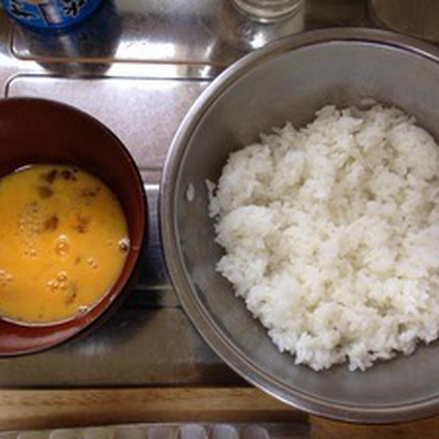 【サバ缶レシピ】サバチャーハン