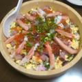 能登ブリのちらし寿司