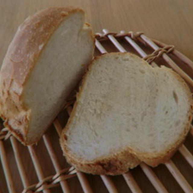 天然酵母ミニ食パン