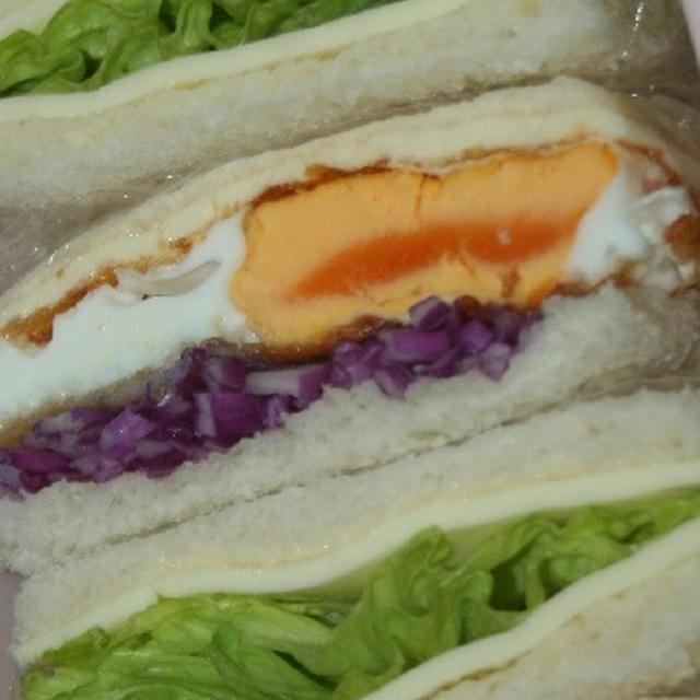 10月26日  3種の サンドイッチ&2種の おにぎり