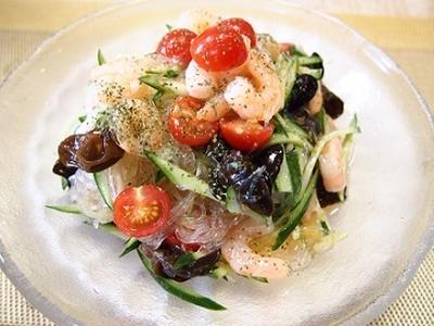 春雨サラダ、ヤム・ウンセン! [毎日のタイ料理] …