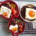朝15分でお弁当4個(北海道冬休み弁当ファイナルww)