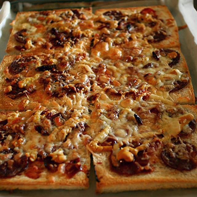 Pizza Toast (L)