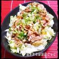 フライパンで楽ちん♪★鶏チャーシューサラダ★ by mimikoさん