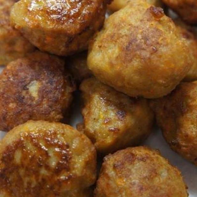 ☆ズバうま!投稿レシピで優秀賞 V2!「ジャガイモと挽肉のコロコロ揚げ」☆