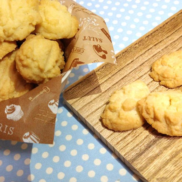 材料が多いけど簡単でおいしい米粉クッキー