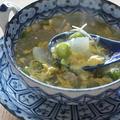 冬瓜とおくらの卵スープ by ぴくるすさん