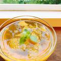 【寒天おやつレシピ】甘夏と梅酒のひんやり寒天ゼリーと今夜のおかず♡