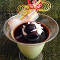抹茶ラテムース 黒豆リメイク黒豆シロップ satorisuさんのつくれぽ