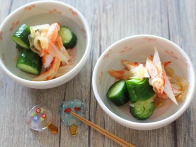 >塩クラゲで美味しい!中華風酢の物レシピ &【わるのりてづくり】にはまってます! by 小春さん