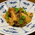 筍と蕗と蒟蒻の土佐煮