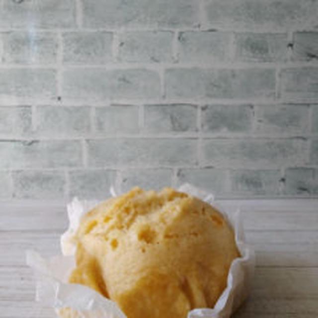 【レシピあり】甘酒蒸しパン