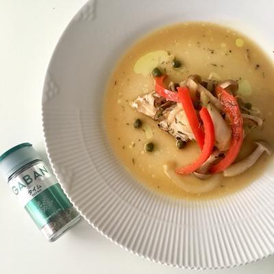 タイム香り☆鱈の白ワイン煮