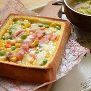 「ミックスベジタブル」を使った簡単朝ごはんレシピ