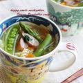 春のお野菜たっぷりスープ* by Marie☆さん