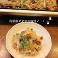 野菜たっぷりホットプレートビーフン by nickyさん